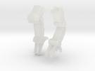 C-SAV-0 Savitri Legs - running/jumping #1 in Frosted Ultra Detail