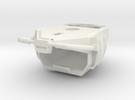 Omega Robot Helmet in White Strong & Flexible