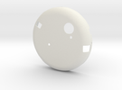 Basepod Cover in White Strong & Flexible