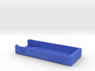 USB RF case in Blue Strong & Flexible Polished
