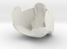 Back of DARwIn-OP head in White Strong & Flexible