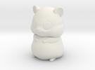 Hamster in White Strong & Flexible