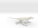 Lizard_7 in White Strong & Flexible