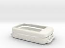GPS_Skydive_V1 in White Strong & Flexible