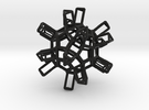 Dodecahedron TopMod in Black Strong & Flexible