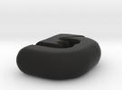 Logo 3D Future in Black Strong & Flexible