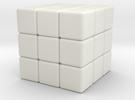 Twistopoly: 3x3x3 in White Strong & Flexible