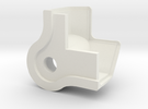 angolo sx in White Strong & Flexible