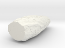 Chaos Stone in White Strong & Flexible
