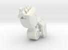 Robot arm 80% pose 3 in White Strong & Flexible