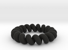 helixring in Black Strong & Flexible