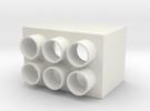 Tetracam replica in White Strong & Flexible