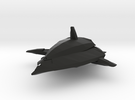 MhantaR Ship in Black Strong & Flexible