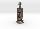 Tiki Charm/Pendant Frankvis by irk in Stainless Steel