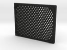 arduino enclosure bottom in Black Strong & Flexible