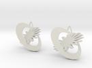 pendant4 in White Strong & Flexible