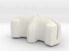 Desktop Photo-Holder in White Strong & Flexible