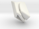 NCFTRD Edge (print 24) in White Strong & Flexible