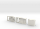 Usb Case Concept Redesign in White Strong & Flexible