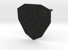 Mekki-Maru Scabbard Ornament in Black Strong & Flexible