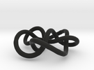 Prime Knot 7.7 in Black Strong & Flexible