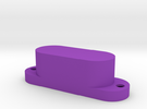 XII-style pickup cover in Purple Strong & Flexible Polished