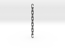 Chain in Black Strong & Flexible