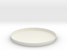 pot.on.top drainage plate in White Strong & Flexible