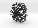 3d Pythagorus Tree in Black Strong & Flexible
