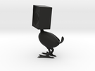 Speaker Bird in Black Strong & Flexible