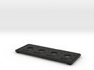 right plate in Black Strong & Flexible