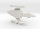 NTR Battleship Class 1/7000 (TMP) in White Strong & Flexible