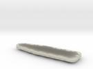 Backboard Keychain in Transparent Acrylic