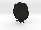 Santisima Trinidad- stern medalion in Black Acrylic