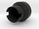 Saber-RK1 Pommel in Black Strong & Flexible