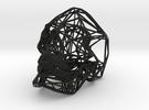 Hedricskull (small) in Black Strong & Flexible