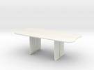 AV Table in Stainless Steel