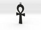Ankh in Black Strong & Flexible