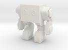 Robot 00409 Mech Robot in White Strong & Flexible