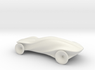 CONCEPT CAR - Shade Of White in White Strong & Flexible