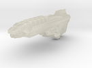 Javelin Patrol Cruiser (Fleet Scale) in Transparent Acrylic