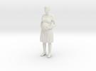Sandra 11.6cm in White Strong & Flexible