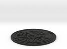 City of Ember Emblem in Black Strong & Flexible