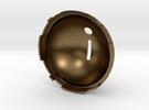 Thermal Detonator - Top hemisphere in Raw Bronze