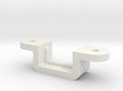 USB Bracket in White Strong & Flexible