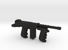 M1928 Thompson Straight Mag in Black Acrylic
