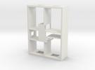 Plattegrond van een verdieping in White Strong & Flexible