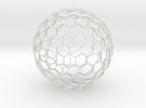 Truncated N-Gon 20cm D in White Strong & Flexible