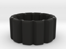 Cog ring in Black Strong & Flexible