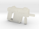 Super V SMG in Transparent Acrylic